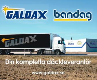 Bandag lastbilsdäck
