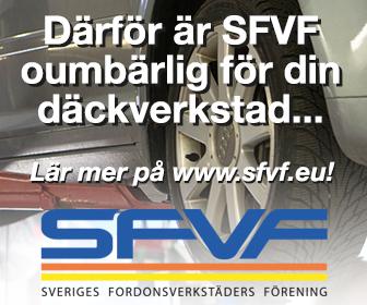 SFVF Däck
