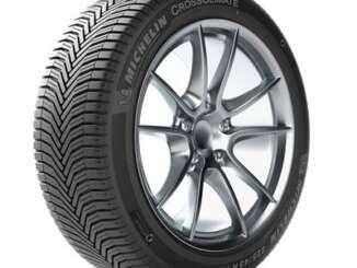 Michelin CrossClimate åretrunt däck