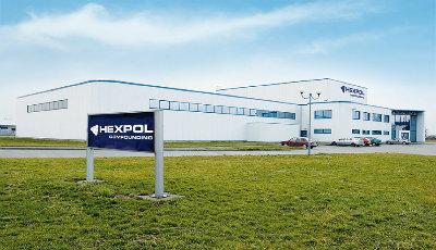 Hexpol gummi