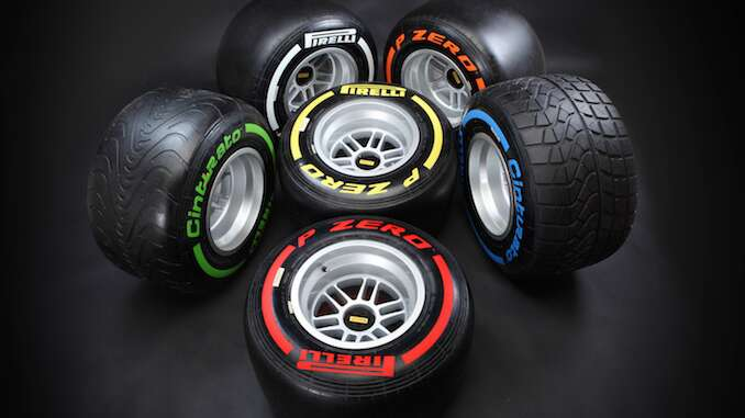 Pirelli däck