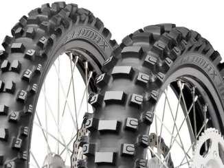 Dunlop mc-däck