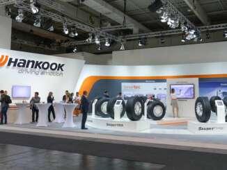 Lastbilsdäck Hankook