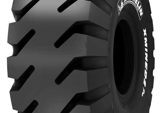 Michelin däckserie entreprenaddäck