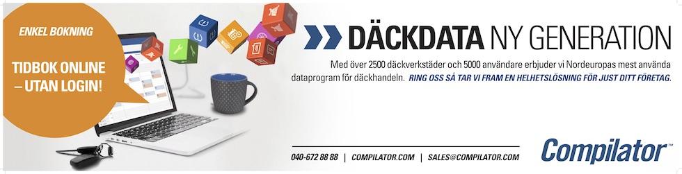 däckdata compilator
