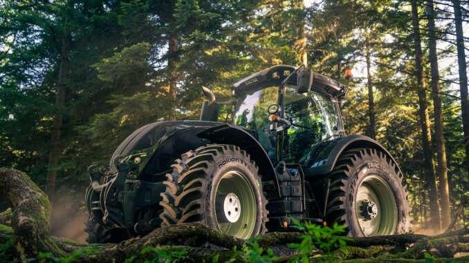 Nokian traktordäck