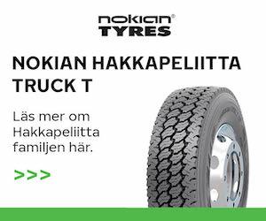 Nokian lastbilsdäck