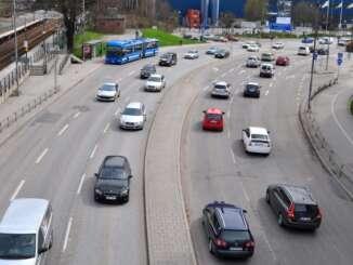 körda mil personbilar