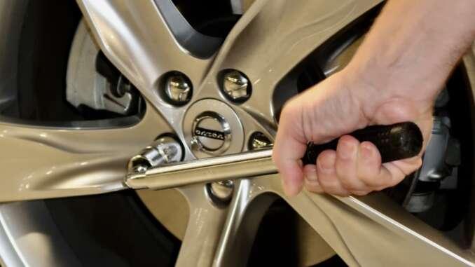 efterdra hjul