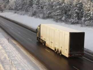 Vinterdäck lastbil buss