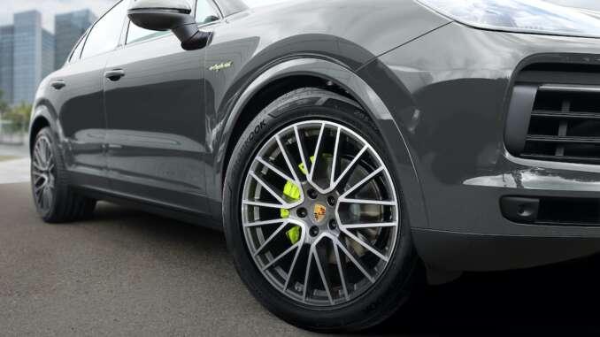 Hankook däck Porsche Cayenne