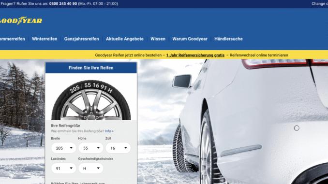 däckförsäljning online