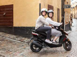 eldrivna mopeder